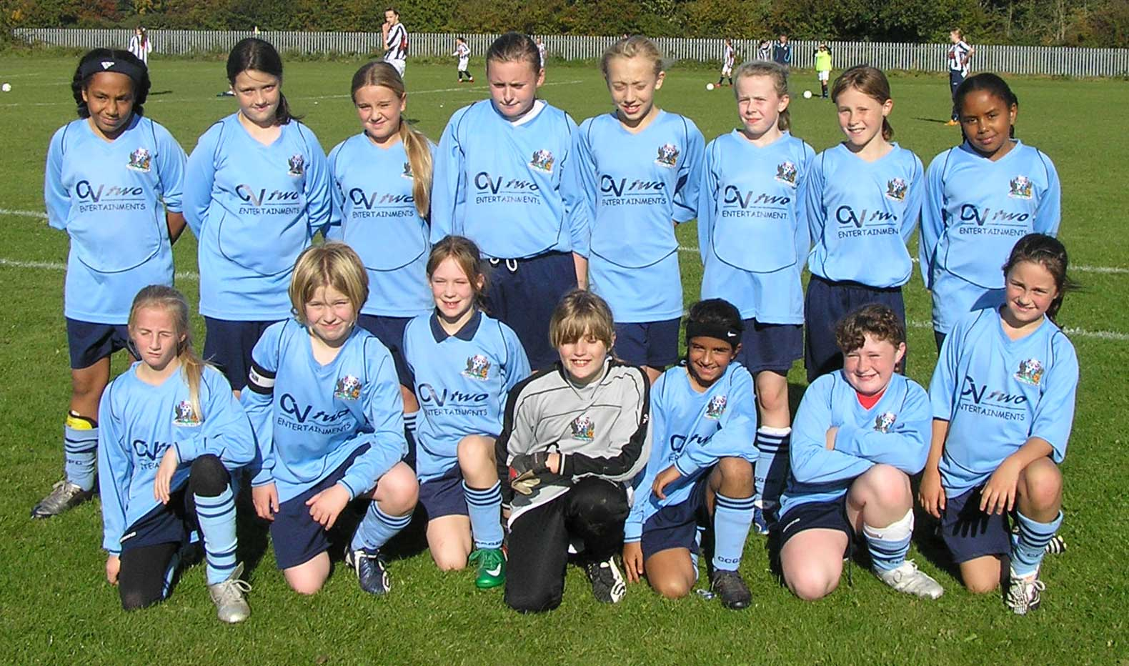 Coventry City Girls FC Under