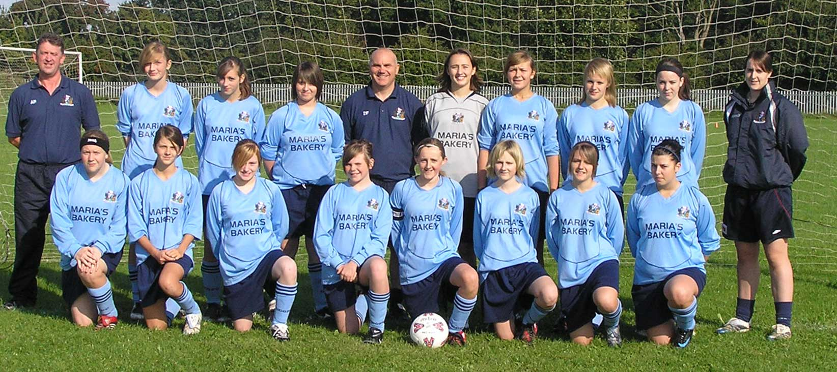Coventry City Girls Under 15 A