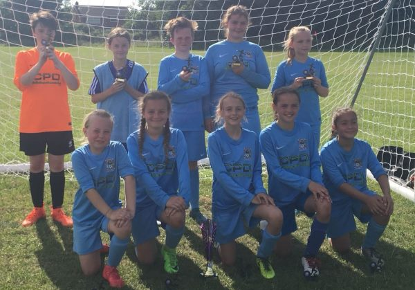 u11blue afc leic winners